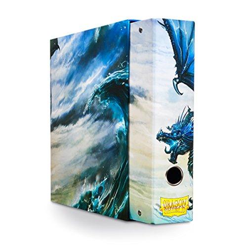 Arcane Tinman - Sammelkartenalben & Boxen in Blau, Größe 9 Pocket