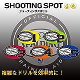バスケット トレーニング NBA 公認 シューティングスポット 8476CN