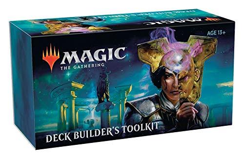 Kit de construction de deck Magic: The Gathering Theros par-delà la mort (comprenant 4boosters assortis) – Version française