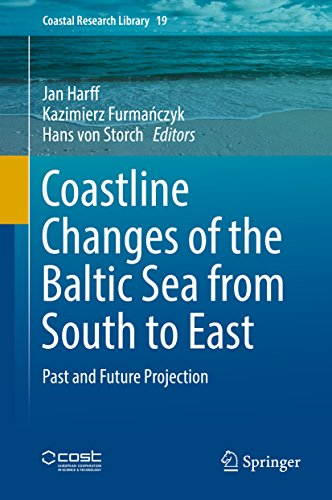 Coastline Changes of the Baltic Sea from South to East: Past and Future Projection (Coastal Research Library Book 19) (English Edition)