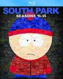South Park: Seasons 11-15 (11 Blu-Ray) [Edizione: Stati Uniti] [Italia] [Blu-ray]