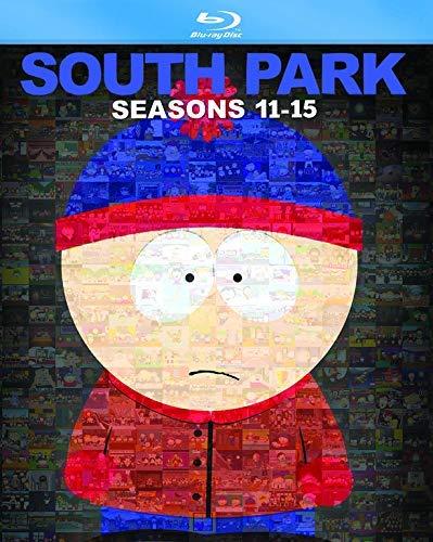South Park: Seasons 11-15 (11 Blu-Ray) [Edizione: Stati Uniti] [Italia] [Blu-ray]