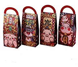 Year of the Rat Gift Bags for Chinese New year