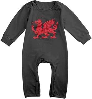 welsh dragon onesie