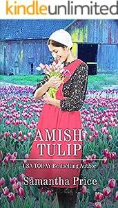 Amish Love Blooms 2巻 表紙画像