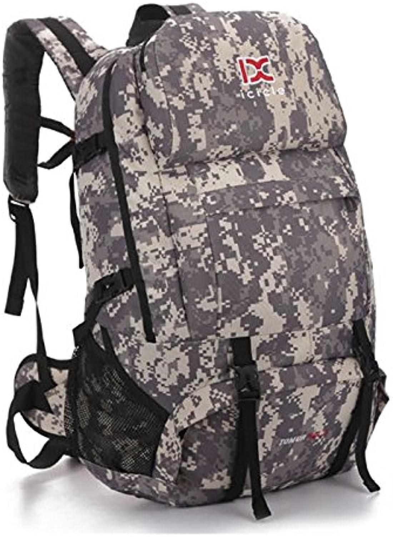 Hongrun Outdoor Klettern Paket Professional, doppelte Schulter Tasche Männer Männer Männer und Frauen Reisen Notebook Rucksack Reisen B07BS6XF19  Trendy cf2705