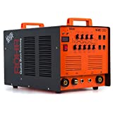 "ARC <span class='highlight'>TIG</span> Welder Inverter MMA Gas/Gasless 240V 200amp AC/DC ""4 in 1"" Machine - Röhr WSME-200"
