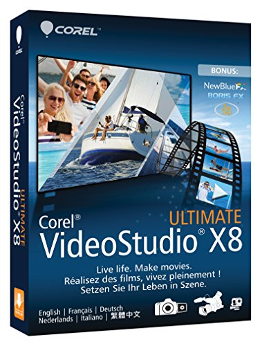 VideoStudio Pro X8 Ultimate