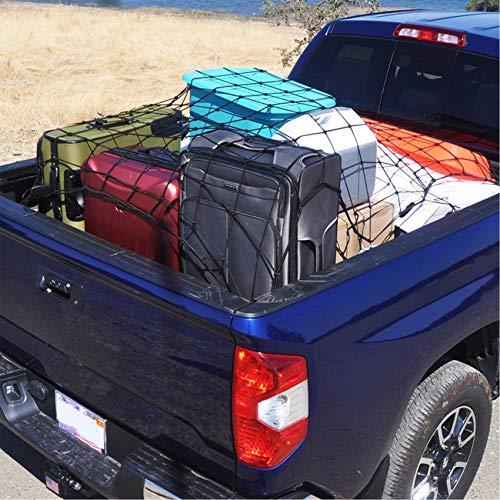 Cargo Net 31.5''x47'',Pickup Truck Accessories,Roof Rack Accessories