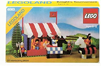 Lego Knight's Tournament 6083