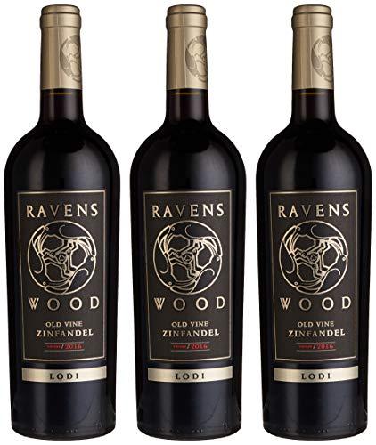 Ravenswood Lodi Old Vine Zinfandel 2017 trocken (3 x 0.75 l)