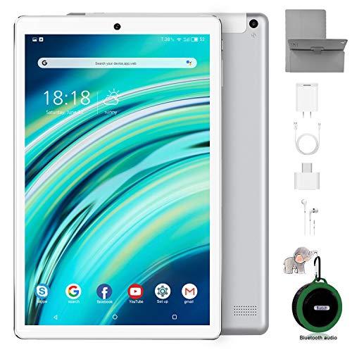 puissant 10,1 pouces 4G Android 9.0 Tablette WiFi Pas cher 4 Go de RAM Tablette 64 Go / 128 Go (…