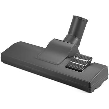 32mm Universale Aspirapolvere Spazzola Per Pavimenti Testa Con Ruote per moquette o piastrelle, adatto a Electrolux/ROWENTA/Dirt Devil/Dyson aspirapolveri ecc