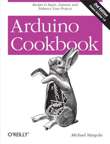 Arduino Cookbook, 2nd Edition