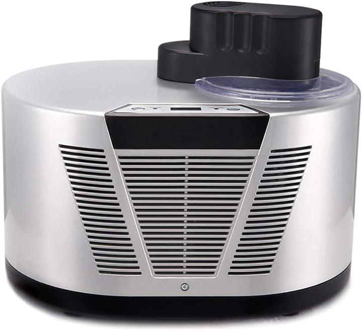 Gelatiera con compressore autorefrigerante - completamente automatico macchina per gelati e sorbetti B07QKZNZ1G