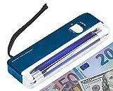 UV Geldscheinprüfer Lampe Licht Geldscheinprüfgerät Geldprüfer Geld Euro Dollar