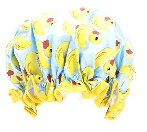 Studio Dry Women's Shower Cap, Couture Duck