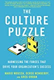 The Culture Puzzle: Harnessing the Forces That Drive Your Organization's Success (English Edition)