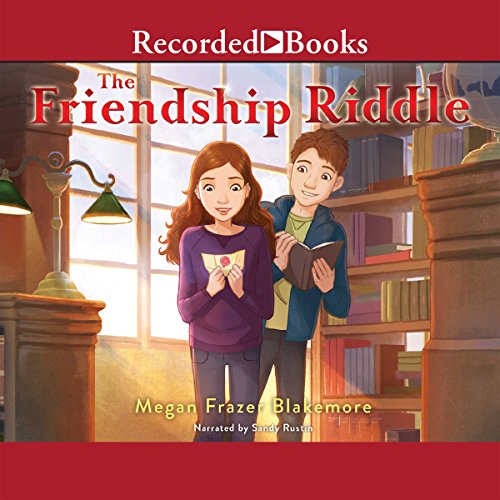The Friendship Riddle audiobook cover art