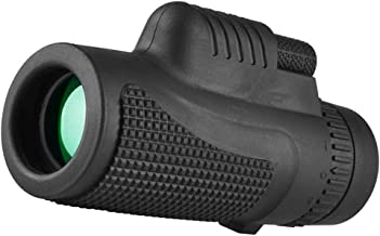 Carl Artbay 8x42 HD high Magnification Waterproof Anti-Fog monocular Low Visibility Infrared Night Vision no Lights Outdoor use