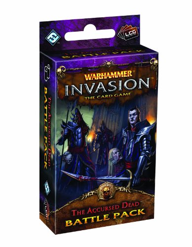 Warhammer Invasion: The Card Game - The Accursed Dead Battle Pack