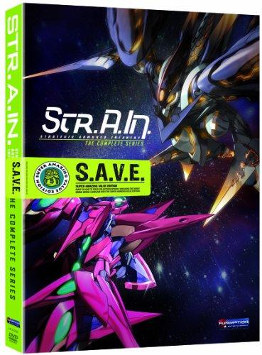 Str.A.In. - Strategic Armored Infantry - Complete Series Box Set -  DVD, Ei Aoki, Jôji Nakata