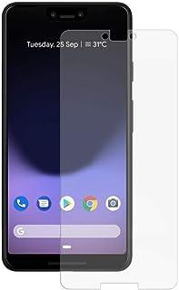 لجوجل بيكسل 3XL 6.3 بوصة 2.5D شفاف مقاوم لبصمة الإصبع 9H هارد الترا اتش دي زجاج واقي الشاشة ل بكسل 3XL