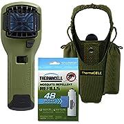 Thermacell Handgerät Camper 's Kit: Mückenschutz Appliance Olive, Holster, 4Ersatzminen