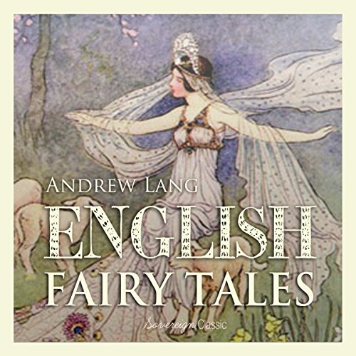 English Fairy Tales, Volume 1 cover art