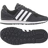 Adidas 10K W, Zapatillas de Deporte para Mujer, Gris (Carbon/Ftwbla/Aerorr 000), 44 EU