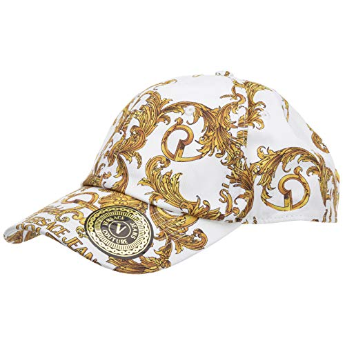 VERSACE JEANS COUTURE Hombre Gorras Bianco