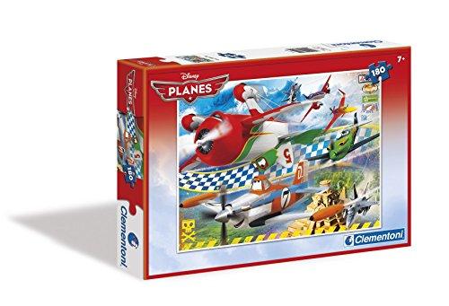 Clementoni 180 Piezas Disney Planes