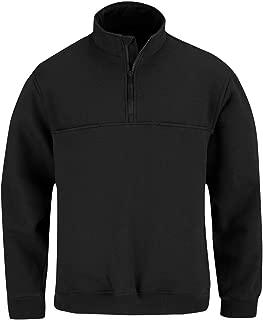 Men's 1/4 Zip Job Pullover Shirt