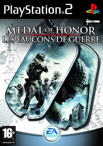 Medal of Honor : Les Faucons de guerre - Platinum [PlayStation2] [Importado de Francia]