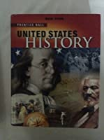 United States History NY Edition 0133686574 Book Cover