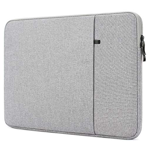 "NIDOO 14 inch Laptop Sleeve case Protective Computer Cover for 14"" Lenovo Chromebook S330 / 14"" Lenovo ThinkPad E480 T480s L480 X1 Carbon /14"" HP ProBook 640 645 G4 /14"" Lenovo Flex 4 6, Grey"