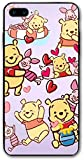 iPhone 8 Plus Case/iPhone 7 Plus Case Happy Winnie The Pooh Printed Case for Girls Women Men New Year 2021