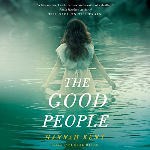 The Good People audiobook cover art