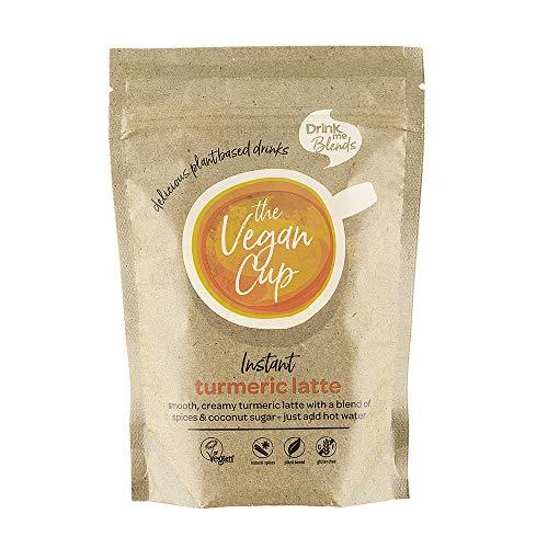 Drink me Blends The Vegan Cup Instant Turmeric Latte 250g (10 Servings)