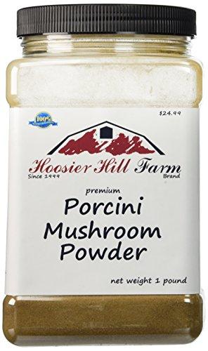 Hoosier Hill Farm Porcini Mushroom Powder 1 pound