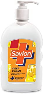 Savlon Handwash Deep Clean, 200 ml