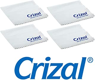 Crizal Lens Cleaning Cloth 4 Pack Size 6 1/2