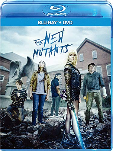 ニュー・ミュータント ブルーレイ+DVDセット [Blu-ray]