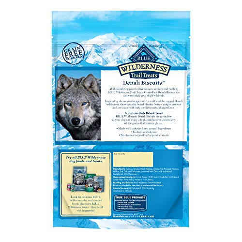 Product Image 2: Blue Buffalo Wilderness Denali Biscuits