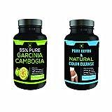 Perennial Lifesciences Pure Detox & Natural Colon Cleanse - 60 Veg Capsules