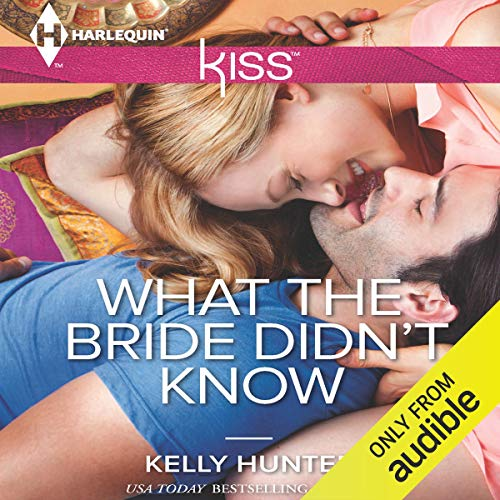 What the Bride Didn't Know audiobook cover art