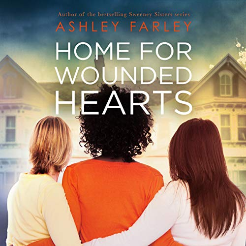Home for Wounded Hearts audiobook cover art