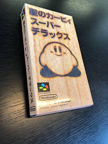 星のカービィ カセット型 メモ帳 01 ヴィレッジヴァンガード スーパーファミコン 一番くじ プププリミックス