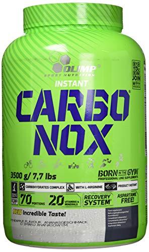 Olimp Carbonox, Kohlenhydrate, Geschmack Ananas, 1er Pack (1 x 3.5 kg)