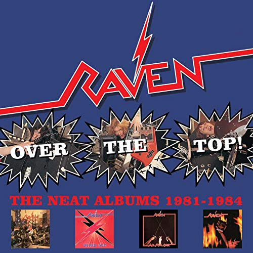 Over the Top! - the Neat Years 1981-1984 (4 CD)